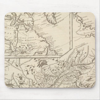 British Possessions in North America Mouse Pad