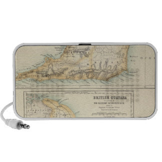 British Possessions on the North East Coast Notebook Speakers
