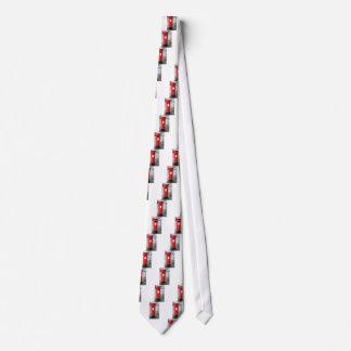 British Post Box Neck Tie
