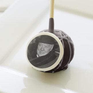 British Prime Minister Sir Winston Churchill Cake Pops