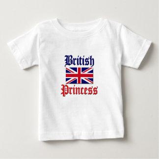 British Princess Baby T-Shirt