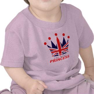 British Princess Crown Tshirt