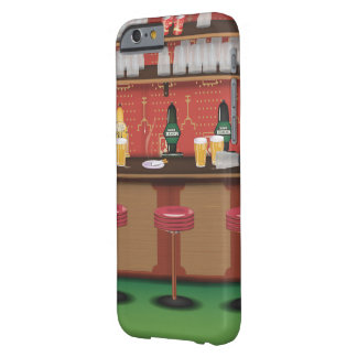 British Pub Bar Barely There iPhone 6 Case