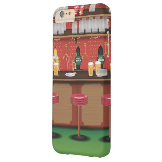 British Pub Bar Barely There iPhone 6 Plus Case