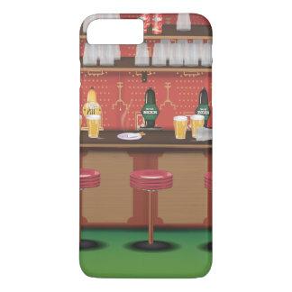 British Pub Bar iPhone 8 Plus/7 Plus Case