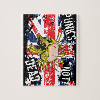 British Punk Not Dead Jigsaw Puzzle