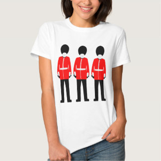 British Queen's Guard T-shirt