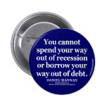 British Quotations Pinback Buttons