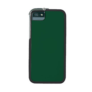 British Racing Green iPhone 5 Cases