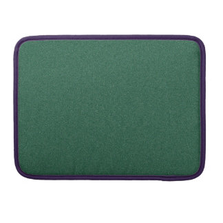 British Racing Green Star Dust Sleeve For MacBooks