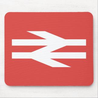 British Rail Vintage Logo Mouse Pad