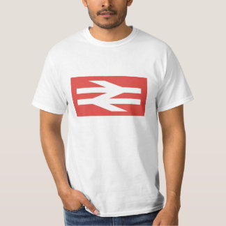 British Rail Vintage Logo T Shirt