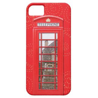British Red Phone Box iPhone Galaxy Razr  Case