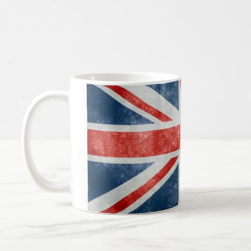 British Retro Flag Mug