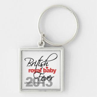 British Royal Baby Fever - Prince George Key Chain