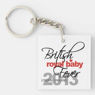 British Royal Baby Fever - Prince George Acrylic Key Chains