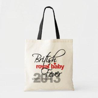 British Royal Baby Fever - Prince George Tote Bag