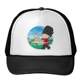 British Royal Guard Trucker Hat