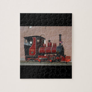 """British Rys 0-4-0 T """"Gwen_Trains of the World Jigsaw Puzzle"""
