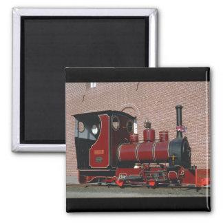 "British Rys 0-4-0 T ""Gwen_Trains of the World Magnet"