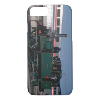 "British Rys 0-4- T ""Dunrobin_Trains of the World iPhone 7 Case"