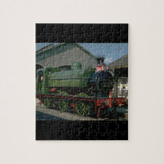 British Rys 0-6-0 T GNR_Trains of the World Jigsaw Puzzle