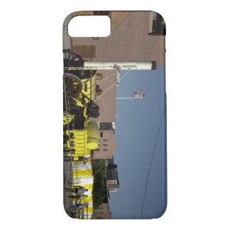 "British Rys ""Rocket"" 0-2-2_Trains of the World iPhone 7 Case"