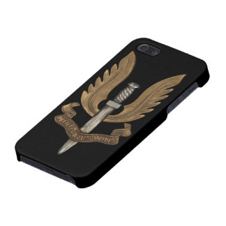 British SAS Covers For iPhone 5
