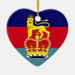 British Secretary Of State For Defence, United Kin Ornament