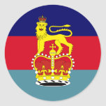 British Secretary Of State For Defence, United Kin Sticker
