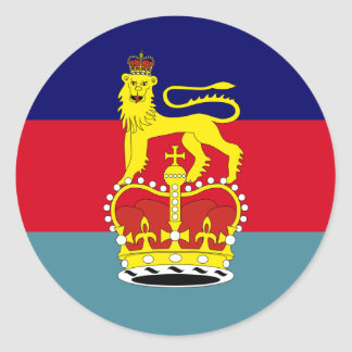 British Secretary Of State For Defence United Kin Sticker