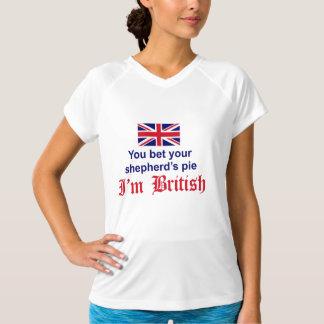 British Shepherd's Pie T-Shirt