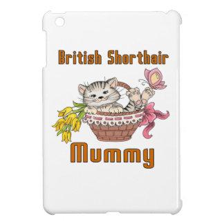 British Shorthair Cat Mom Case For The iPad Mini