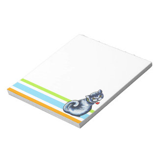 British Shorthair Little Charmer Notepads