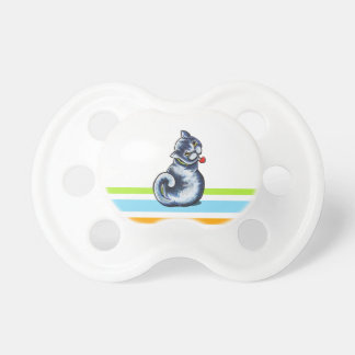 British Shorthair Little Charmer Pacifier
