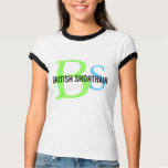 British Shorthair Monogram T-Shirt