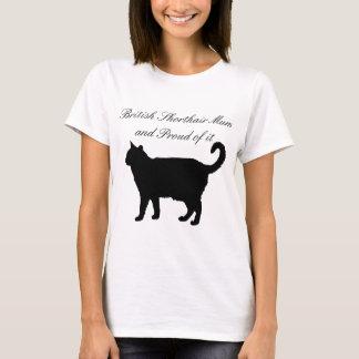 British Shorthair Mum T-Shirt