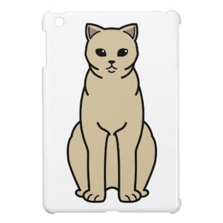 British Shorthair Self Cat Cartoon Case For The iPad Mini