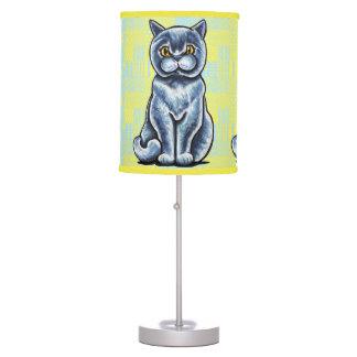 British Shorthair Sit Pretty Lamp