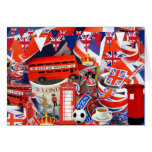 British Souvenirs Cards