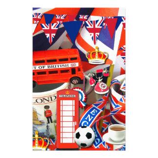 British Souvenirs Stationery