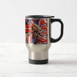 British Souvenirs Travel Mug
