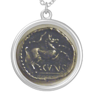 British Stater Photo Necklace