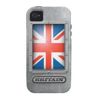 British Steel Vibe iPhone 4 Case
