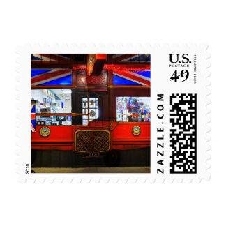 British Storefront Stamps