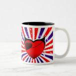 British Style Coffee Mug