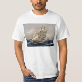 British Tea Clipper Thermopylae T-Shirt