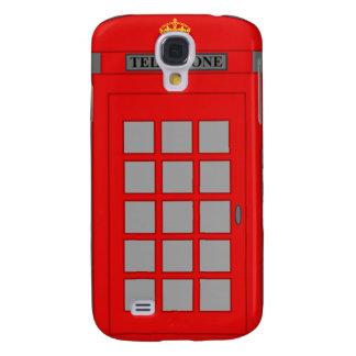 British Telephone Box Samsung Galaxy S4 Case