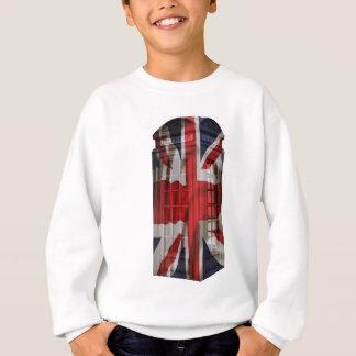 British Telephone Box Sweatshirt