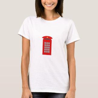 British Telephone Box T-Shirt
